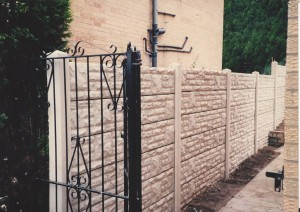 fencing sheffield